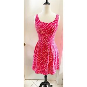 Lilly Pulitzer Posey Dress in Splash Pink